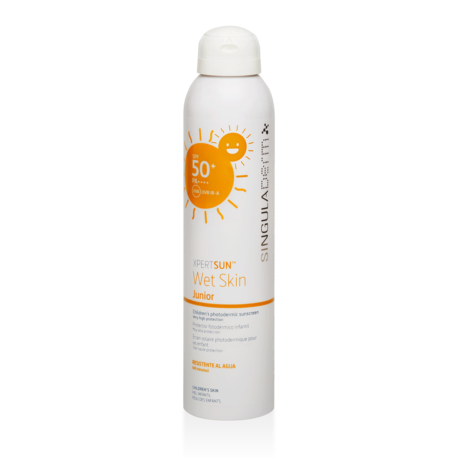 XPERT Sun™ Wet Skin Junior SPF 50+