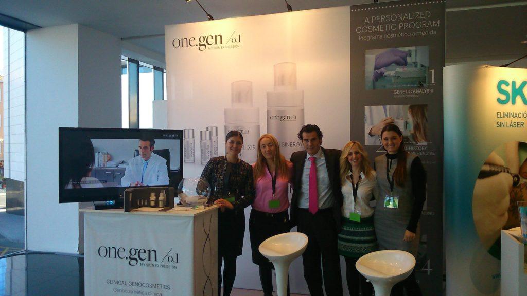 Onegen Lab en la XXV reunión de la GEDET