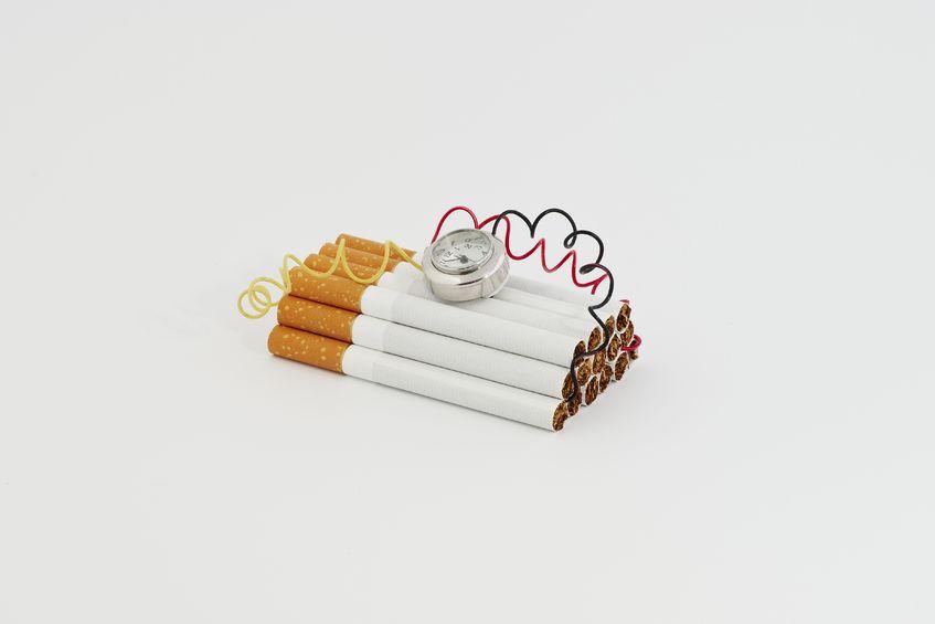 El tabaco es un enemigo para tu piel