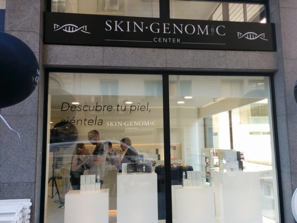Descubre tu piel en Skin Genomic Center Barcelona