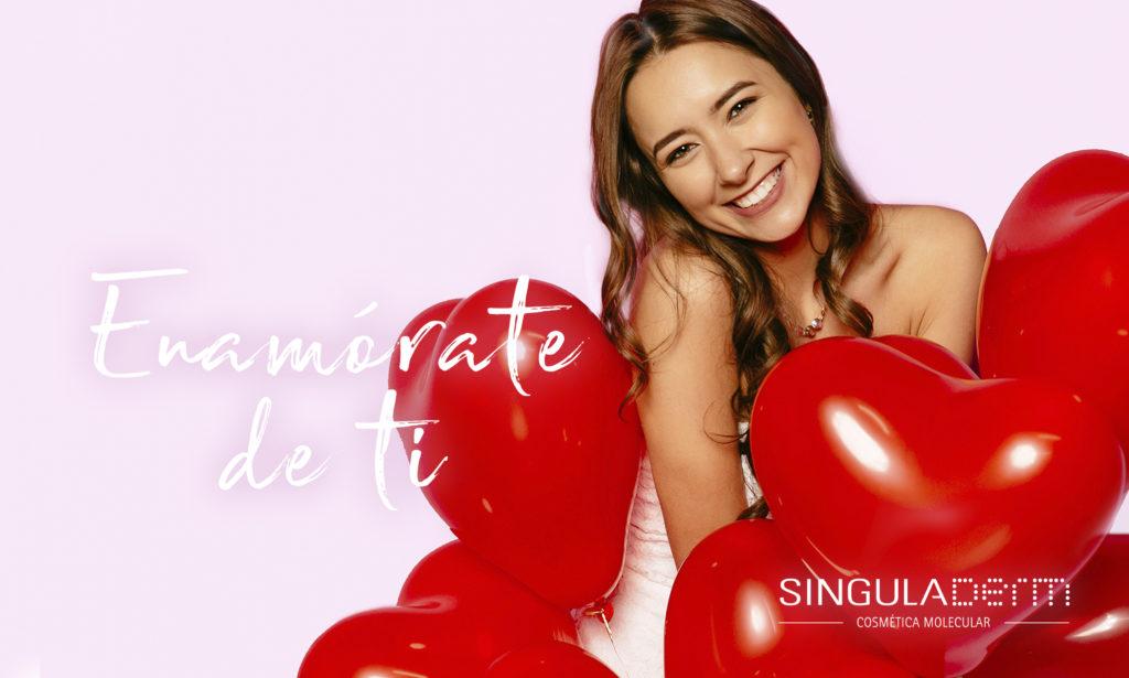 Este San Valentín ¡Enamórate de ti!