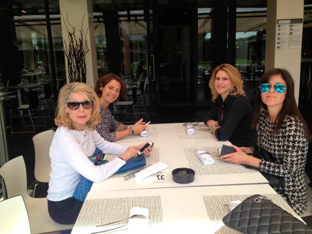 Periodistas francesas de belleza viajan a Barcelona para conocer Onegen Lab