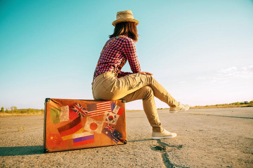 ¿No puedes vivir sin viajar?